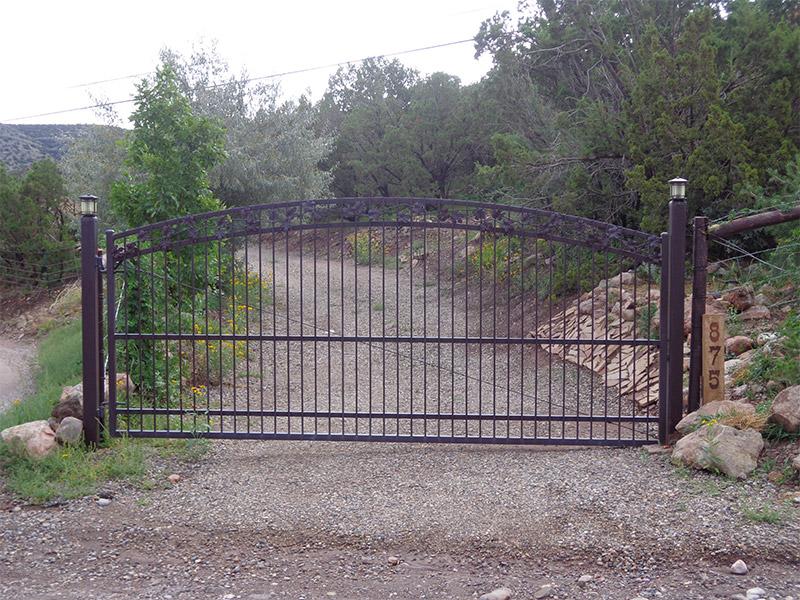 Custom Fabrication 16 Valley Fence Company
