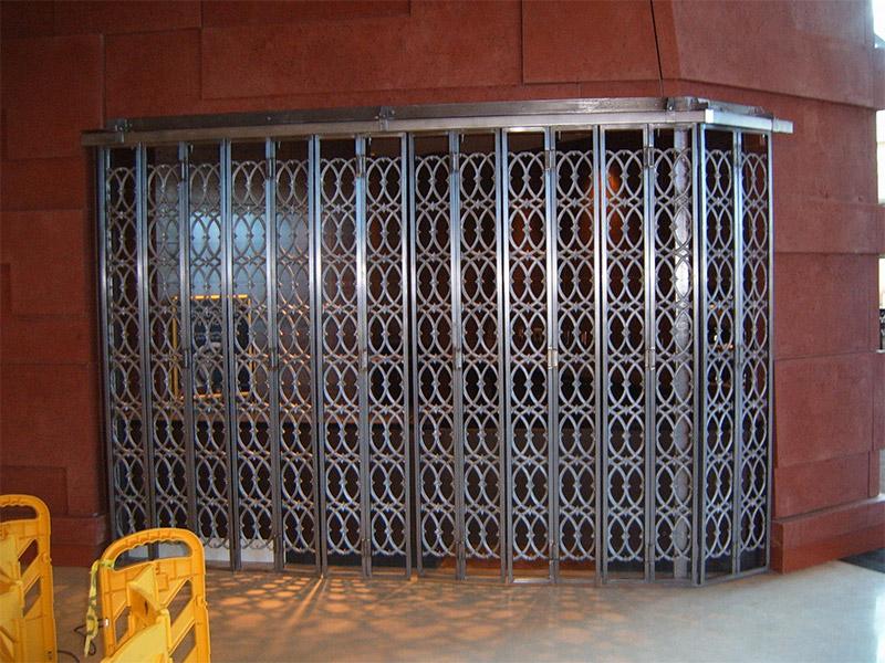 Custom Fabrication 17 Valley Fence Company