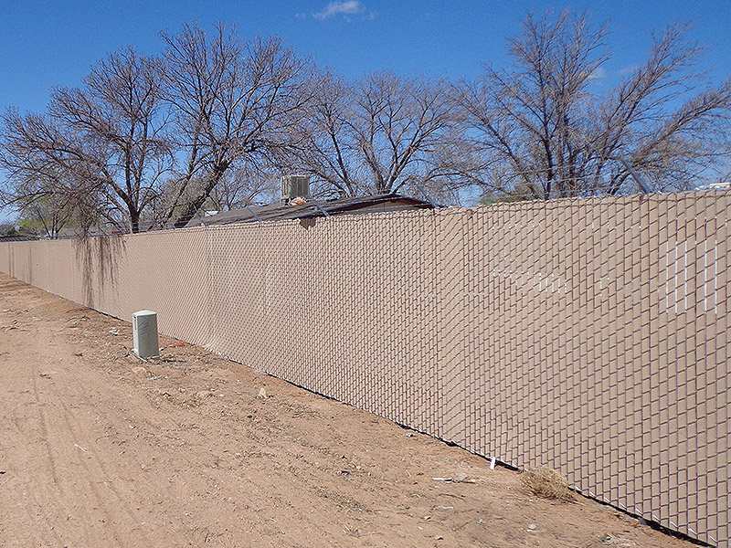 Commercial Privacy Fencing 05 Valley Fence Company